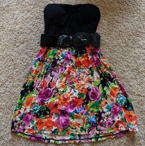 Floral sun dress 🏵️